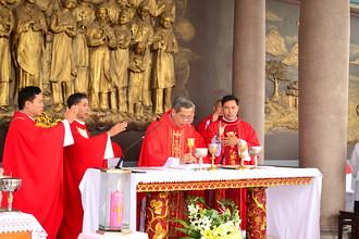 Mừng lễ Các thánh tử đạo Việt Nam, 24-11- 2016